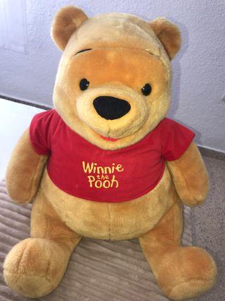 Peluche grande winnie the pooh original