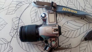 CAMARA DE FOTOS NIKON F65 REFLEX ( AVERIA )