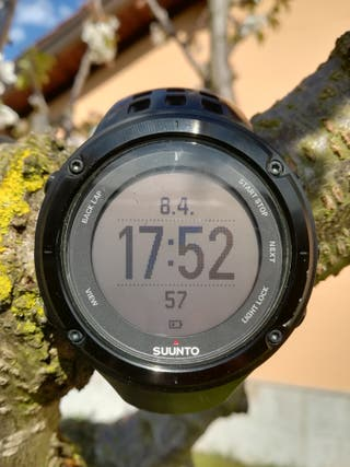 Reloj GPS Suunto Ambit2 Black HR
