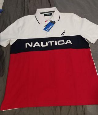 Camiseta Nautica
