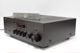 Amplificador Receptor Yamaha R-S300 con Mando