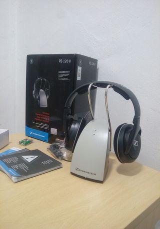 Auriculares inalámbricos Sennheiser RS 120