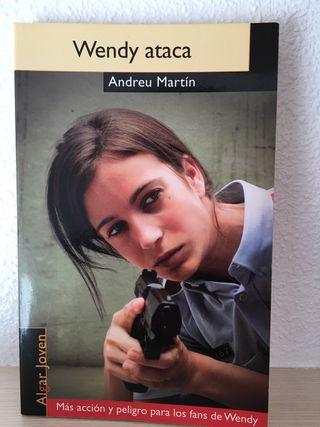 Wendy ataca - Andreu Martín