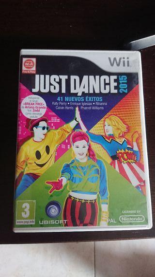 Just Dance 2015 para Wii