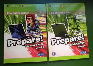 Libros Cambridge Prepare! Level 6