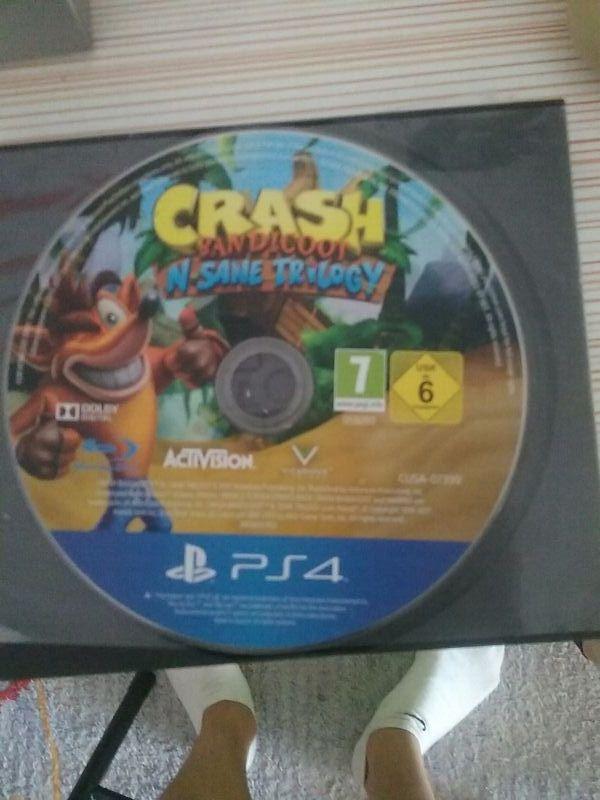 Crash Bandicoot ( NUEVO)