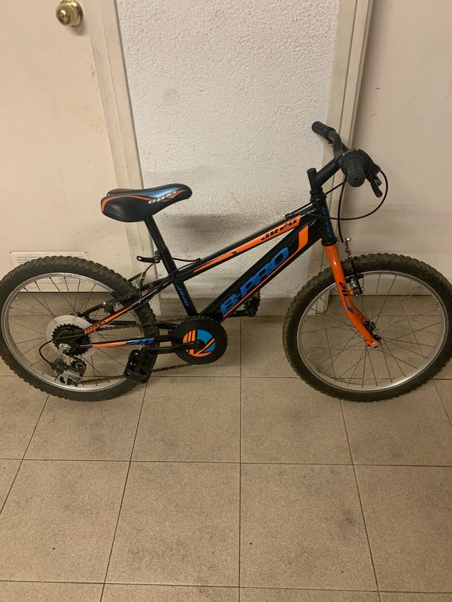 Bicicleta b-pro jr 20