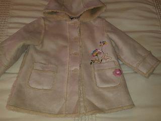 Zara abrigo niña