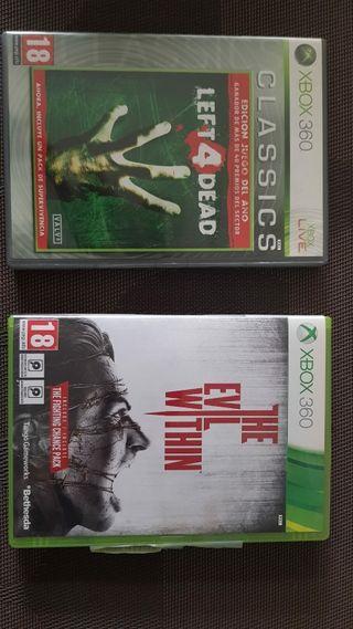 Consola XBOX 360 (12 juegos)