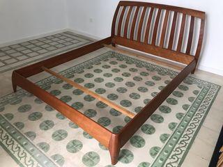 Estructura cama 150cm