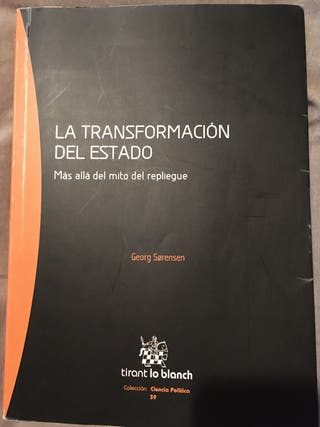 La transformación del estado
