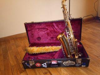 vendo saxo alto yamaha jazz25