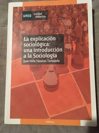La explicación sociológica: una introducción a la