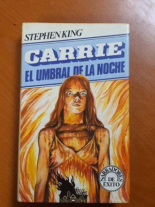 CARRIE / EL UMBRAL DE LA NOCHE - STEPHEN KING