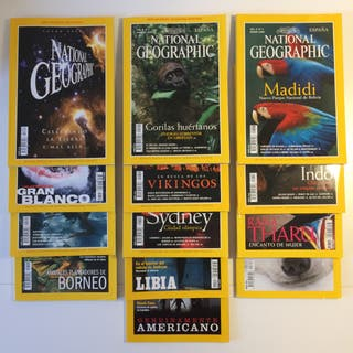 National Geographic - Revista - Pack año 2000