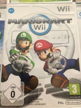 Videojuegos para la Wii
