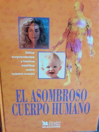 """Libro """"El asombroso cuerpo humano"""""""