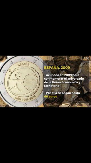 Moneda de 2€ coleccionista