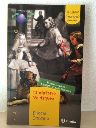 El misterio de Velázquez - Eliacer Cansino
