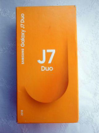 Samsung Galaxy J7 DUO - 32/4gb ram