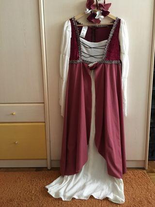 Disfraz Mujer éopca medieval Juego de Tronos