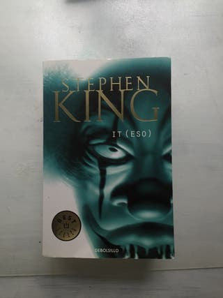 "Libro de Stephen King "" IT """