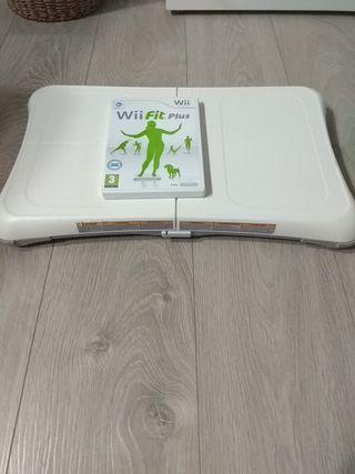 Wii Balance + Wii Fit Plus