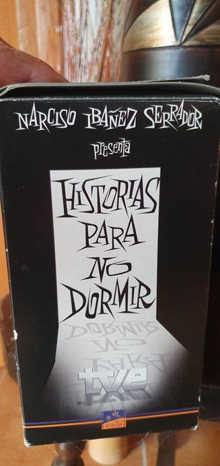 Historias para no dormir. Narciso Ibañez Serrador.