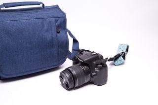 Canon 1300D kit 18-55 + mochila