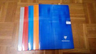 Cuadernos Claire Fontaine NUEVOS