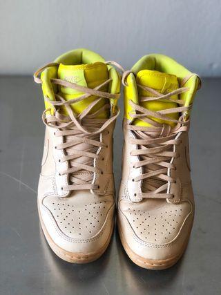 zapatillas nike de tacon