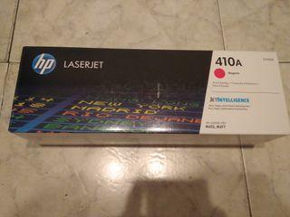 TONER MAGENTA HP LASERJET PRO - 410A - M452, M477