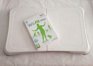 Tabla Wii Fit original Nintendo y juego