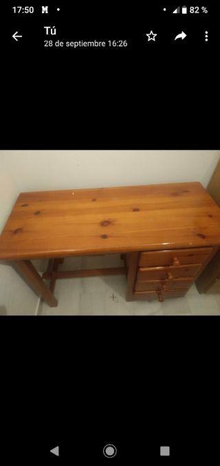 mesa escritorio madera