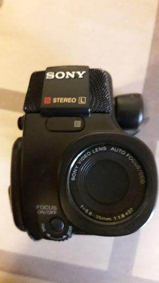 Camara de video, 35 años de antigüedad