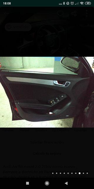 Audi A4 2008