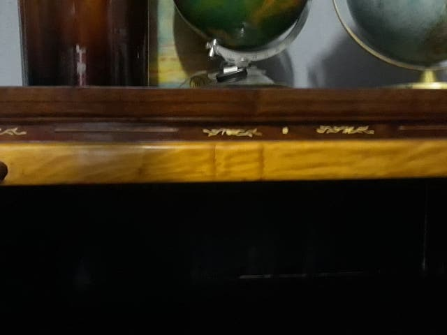 mueble oriental dos piezas