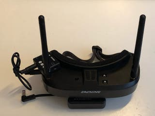 Gafas FPV Eachine EV100 con DVR
