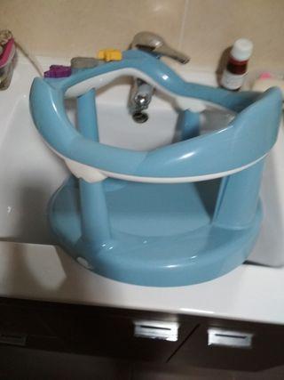 adaptador bañera para bebe
