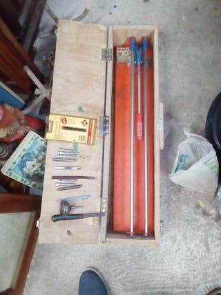 Cortadora de azulejos RUBI RAPID 62