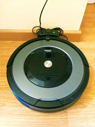 """Robot aspirador """" Roomba Serie 800 """" (mod. 865)"""