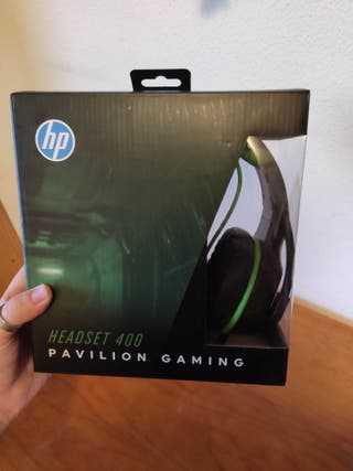 Auriculares Gaming HP Pavilion 400