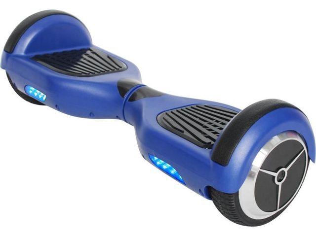 Hover board azul