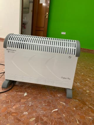 Calefactor eléctrico hogar