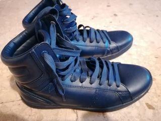 Zapatillas Zara Azules sin estrenar 41