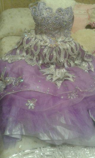 vestido de fiesta gitana