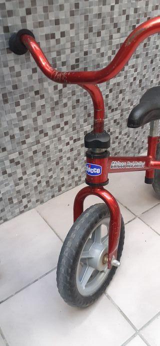 bicicleta sin pedales chico