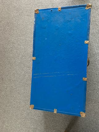 Blue seaward case