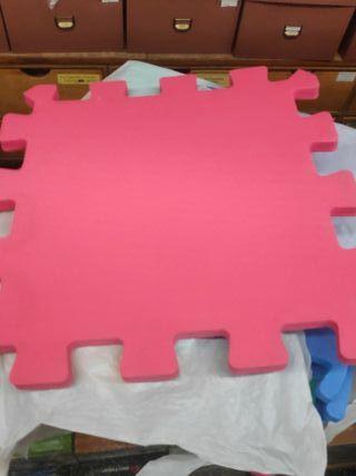 suelo de puzzle para niños