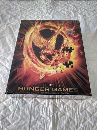 puzzle los juegos del hambre 1000 piezas neca 2012